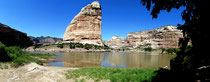 Echo Park - Dinosaur National Monument - Colorado 2010 by Ralf Mayer