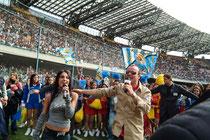 Cantante Gigi D'Alessio