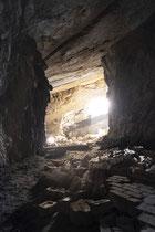 Verlassenes Bergwerk - Spitalareal Leichenhalle