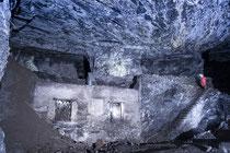 Verlassenes Bergwerk - Arbeiter Baracken