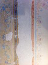 Double plafond début 1900 à restaurer à la chaux- Nice