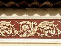 Frise en façade en collaboration avec entreprise Didier
