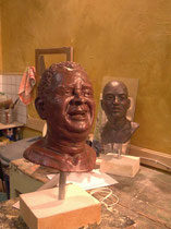 création et réalisation de statuaire
