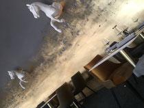 Dorure à l'or fin La rotonde du Negresco pour entreprise Didier