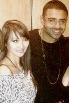 LiLi with Jay Sean (Famous singer)