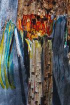 Begleitung, Fotolasur, 2015, 50x70