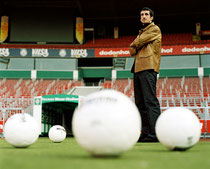Johan Micoud, französischer Fußballprofi