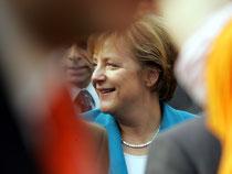 Dr. Angela Merkel, CDU, Bundeskanzlerin