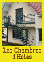LES CHAMBRES D'HOTES
