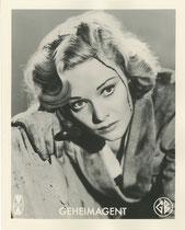 Geheimagent (Secret Agent) Erscheinungsjahr: 1936 / Deutsche EA: In Deutschland nicht gestartet. Darsteller: Madeleine Carroll, John Gielgud