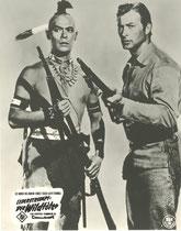 Lederstrumpf der Wildtöter (The Deerslayer) Erscheinungsjahr: 1957 / Deutsche EA: 1957