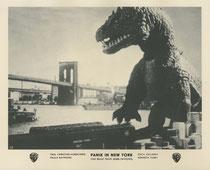 Panik in New York (The Beast from 20.000 Fathoms) Erscheinungsjahr: 1953/ Deutsche EA: 1953. Darsteller: Paul Hubschmid, Paula Raymond