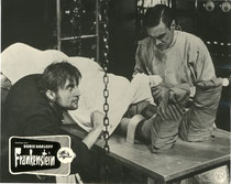 Frankenstein (Frankenstein) Erscheinungsjahr: 1931 / Deutsche EA Nachkrieg: 1956. Darsteller: Colin Clive, Mae Clarke, Boris Karloff