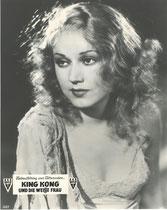 King Kong und die weisse Frau (King Kong) Erscheinungsjahr: 1933 / Deutsche WA 1952. Darsteller: Fay Wray, Robert Armstrong