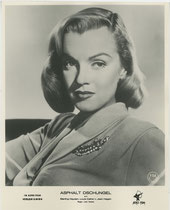 Alphalt Dschungel (The Asphalt Jungle) Erscheinungsjahr: 1950 / Deutsche EA 1950. Darsteller:Marilyn Monroe, Sterling Hayden