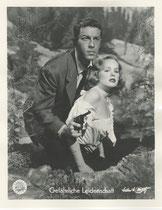 Gefährliche Leidenschaft (Gun Crazy). Erscheinungsjahr: 1950 / Deutsche EA: 1951. Darsteller: John Dall, Peggy Cummings