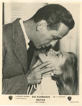 Die schwarze Natter (Dark Passage). Erscheinungsjahr: 1947 / Deutsche EA: 1950. Darsteller: Humphrey Bogart, Lauren Bacall