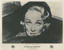 Die Reise ins Ungewisse (No Highway) Erscheinungsjahr: 1951 / Deutsche EA 1952. Darsteller:Marlene Dietrich, James Stewart