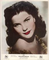 Die Piratenkönigin (Anne of the Indies) Erscheinungsjahr: 1951/ Deutsche EA 1952. Darsteller: Debra Paget, Louis Jordan