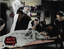 Blut für Dracula (Dracula Prince of Darkness) Erscheinungsjahr: 1966/ Deutsche EA: 1966. Darsteller: Christopher Lee, Barbara Shelley