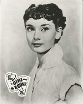 Ein Herz und eine Krone (Roman Holiday) Erscheinungsjahr: 1953 / Deutsche EA 1953. Darsteller: Audrey Hepburn,Gregory Peck