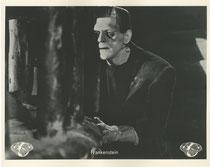 Frankenstein (Frankenstein) Erscheinungsjahr: 1931 / Deutsche EA Vorkrieg: 1932. Darsteller: Colin Clive, Mae Clarke, Boris Karloff