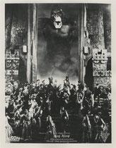 Die Fabel von King Kong (King Kong)Erscheinungsjahr: 1933 / Deutsche EA: 1933. Darsteller: Fay Wray, Robert Armstrong, Bruce Cabot