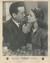 Casablanca (Casablanca). Erscheinungsjahr: 1942 / Deutsche EA: 1952. Darsteller: Humphrey Bogart, Ingrid Bergman