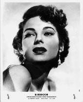 Sirocco (Sirocco) Erscheinungsjahr: 1951/ Deutsche EA 1953. Darsteller: Marta Toren, Humphrey Bogart