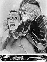 Der Tod hat schwarze Krallen (I Was a Teenage Werewolf) Erscheinungsjahr: 1957/ Deutsche EA: 1962. Darsteller:Michael Landon,Yvonne Lime