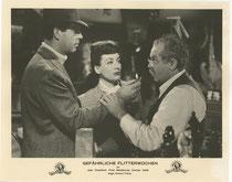 Gefährliche Flitterwochen (Above Suspicion) Erscheinungsjahr: 1943 / In Deutschland nicht gestartet. Darsteller: Joan Crawford, Fred MacMurray, Conrad Veidt