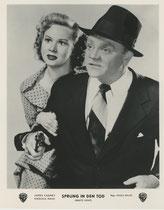 Sprung in den Tod (White Heat). Erscheinungsjahr: 1949 / Deutsche EA: 1953. Darsteller: James Cagney, Virginia Mayo