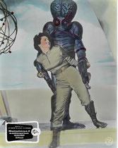 Metaluna 4 antwortet nicht (This Island Earth) Erscheinungsjahr: 1955/ Deutsche EA: 1956. Darsteller: Jeff Morrow, Faith Domergue, Rex Reason