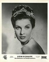 Königsmark (Koenigsmark) Erscheinungsjahr: 1953 / Deutsche EA 1954. Darsteller: Silvana Pampanini, Jean-Pierre Aumont