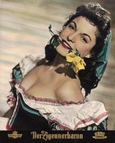 Der Zigeunerbaron. Erscheinungsjahr: 1954 / Deutsche EA 1954. Darsteller: Margot Saad, Paul Hörbiger