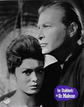 Im Stahlnetz des Dr. Mabuse (Return Of Dr. Mabuse)  Erscheinungsjahr: 1961 / Deutsche EA: 1961