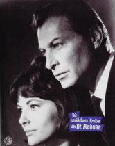 Die unsichtbaren Krallen des Dr. Mabuse (Invisible Dr. Mabuse)  Erscheinungsjahr: 1962 / Deutsche EA: 1962