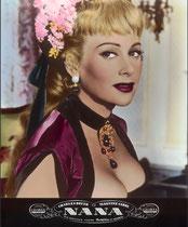 Nana (Nana) Erscheinungsjahr: 1955 / Deutsche EA 1955. Darsteller: Martine Carol, Charles Boyer