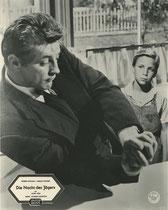 Die Nacht des Jägers (The Night of the Hunter). Erscheinungsjahr: 1955 / Deutsche EA: 1956. Darsteller: Robert Mitchum,  Shelley Winters
