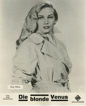 Die blonde Venus (Screaming Mimi) Erscheinungsjahr: 1958 / Deutsche EA 1960. Darsteller: Anita Ekberg, Phil Carey