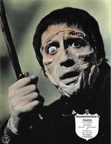Frankensteins Fluch (The Curse of Frankenstein) Erscheinungsjahr: 1957/ Deutsche EA: 1957. Darsteller: Peter Cushing, Hazel Court