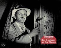 Erscheinungsjahr und deutsche EA: 1962: Das Gasthaus an der Themse, Regie: Alfred Vohrer, Hauptdarsteller: Joachim Fuchsberger