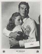 Der Todeskuss (Kiss of Death). Erscheinungsjahr: 1947  / Deutsche EA: 1950. Darsteller: Victor Mature, Coleen Gray