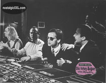 Erscheinungsjahr und deutsche EA: 1961: Die toten Augen von London, Regie: Alfred Vohrer, Hauptdarsteller: Joachim Fuchsberger