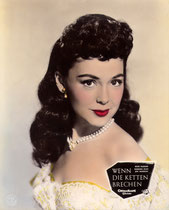 Wenn die Ketten brechen (Captain Lightfoot) Erscheinungsjahr: 1955/ Deutsche EA 1955. Darsteller: Barbara Rush, Rock Hudson