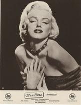 Blondinen bevorzugt (Gentlemen Prefer Blondes) Erscheinungsjahr: 1953 / Deutsche EA 1954. Darsteller: Marilyn Monroe, Jane RussellDer königliche Rebell (Rob Roy) Erscheinungsjahr: 1953/ Deutsche EA 1954. Darsteller: Glynis Johns, Richard Todd