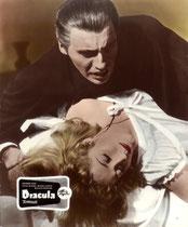 Dracula (Horror of Dracula) Erscheinungsjahr: 1958/ Deutsche EA: 1958. Darsteller: Peter Cushing, Christopher Lee