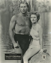 Tarzan rettet die Dschungelkönigin (Tarzans Peril) Erscheinungsjahr: 1951 / Deutsche EA: 1954