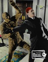 Die Rache der Pharaonen (The Mummy) Erscheinungsjahr: 1959/ Deutsche EA: 1959. Darsteller:Peter Cushing,Christopher Lee, Yvonne Furneaux