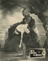 Der Schrecken vom Amazonas (Creature from the Black Lagoon) Erscheinungsjahr: 1954/ Deutsche EA: 1954. Darsteller: Richard Carlson, Julie Adams
